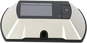 Banbie84092.4 '' Videocamera Visual Monitor LCD Peephole Peep Hole Viewer Video (Argento)