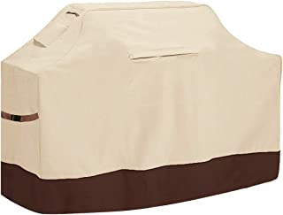 Vailge Grill Cover,72-inch Waterproof BBQ Cover,600D Heavy Duty Gas Grill Cover, UV & Dust & Rip & Fading Resistant,Suitab...