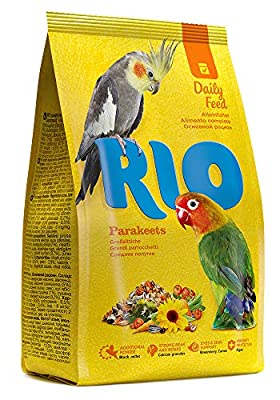 Rio Daily Diet for Parakeets 500 g by