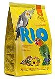 RIO Alleinfutter für Großsittiche, 500 g