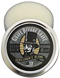 GRAVE BEFORE SHAVE Gentlemen's Blend Beard Balm...