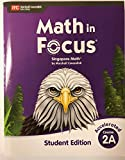 Student Edition Volume A Accelerated 2020 (Math in Focus)