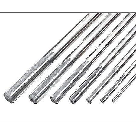 """21//64/"""" 6 Flute Carbide Chucking Reamer 3-1//2/"""" Overall Length USA 500-001021"""
