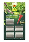 COMPO Grünpflanzen- und Palmen Düngestäbchen mit...