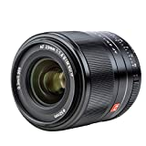 VILTROX 単焦点レンズ AF 23mm F1.4 STM F1.4大口径 富士Xマウント交換レンズ 軽量 柔らかいボケ味 X-Pro1/Pro2 /X-S10/X-T1 /T 2/T3/X-T10/T20/T30などのカメラに適用