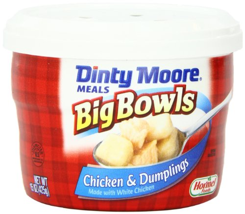 Dinty Moore Chicken and Dumplings