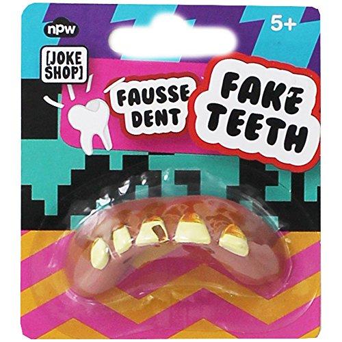 Original Style Billy Bob Teeth | Joke dents [Jouet]
