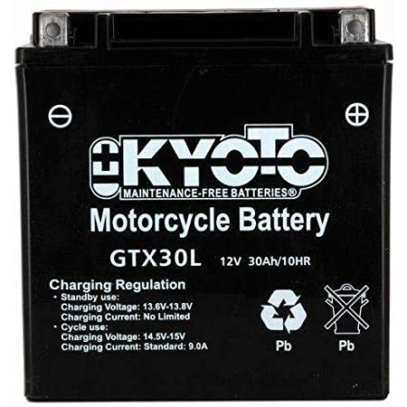 Kyoto Motorrad Batterie Ytx30l Bs Yix30l 12v 30ah Auto