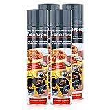 Boyens Trennspray 600ml Dose ( 4er Pack ) Trennfett Grillspray Backtrennmittel