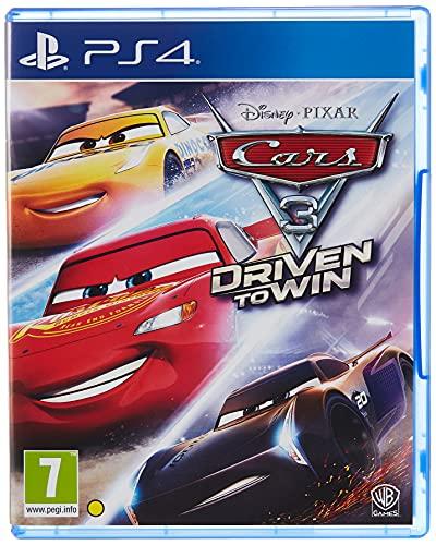 Cars 3 PS-4 UK multi Driven to Win [Importación inglesa]