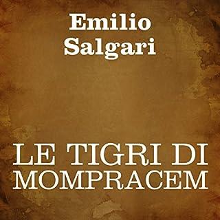 Le Tigri di Mompracem copertina