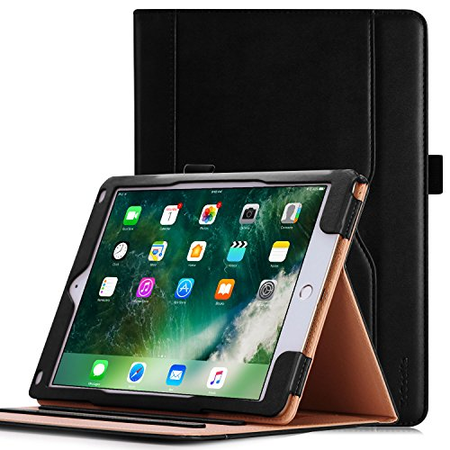 ToGeeKa Leather Smart Cover for Apple iPad 9.7-Inch