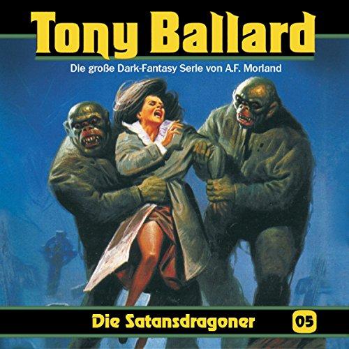 Die Satansdragoner (Tony Ballard 5) Titelbild