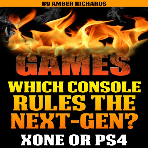 Which Console Rules the Next-Gen? audiobook cover art