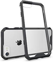 iPhone 7 Case, Hybrid Shock Modern Slim Grip Cell Phone Case for Apple iPhone 7 (2016) (Black)