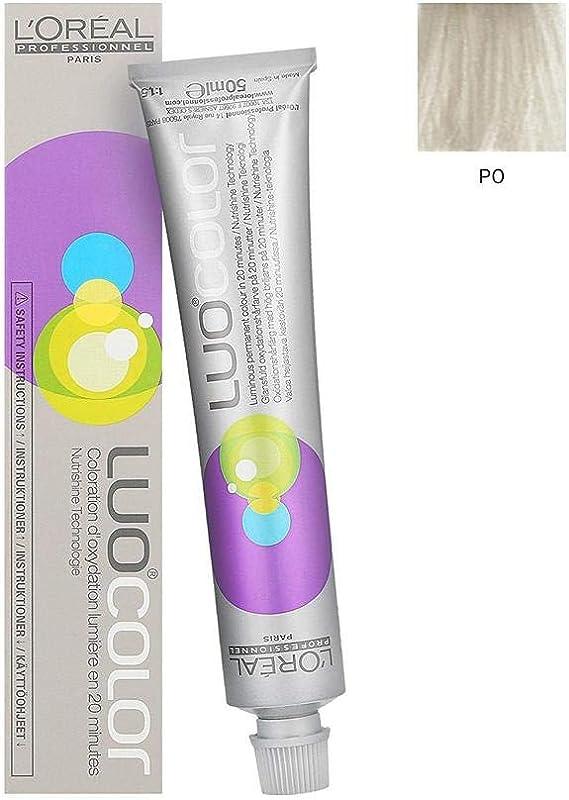 LOreal Luo Color Tinte Permanente P0 - 90 ml