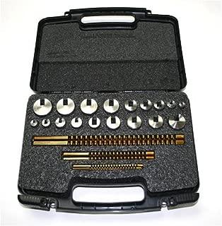 x 400mm Length Socket 24//40 29.5mm I.D Wilmad-LabGlass LG-4564T-108 Chromatography Column with Straight Stopcock//PTFE Plug 500mL Reservoir