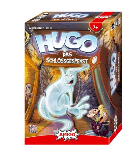 Amigo 03610 - Hugo - Das Schlossgespenst