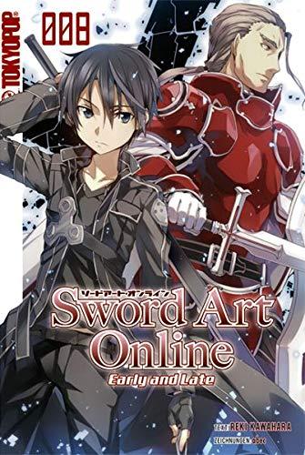 Sword Art Online - Novel 08