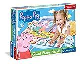 Clementoni- Peppa Pig - Puzzle Gigante para niños, a Partir de 3 años (61508)