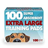 Drylife Extra Large Dog and Puppy Training Pads - 60x90cm (1 Box of 100)