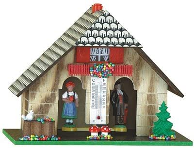 Manufacturer direct delivery Trenkle German Black Forest House 802 New popularity TU Weather