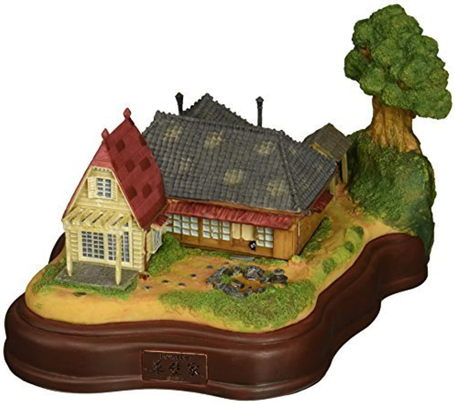 Benelic My Neighbor TotGold  Kusakabe House Diorama by Benelic