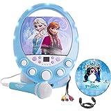Disney Frozen CDG Karaoke Machine with Lights - 66227