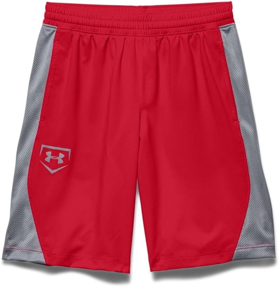 Under Armour Boy`s CTG Baseball Shorts
