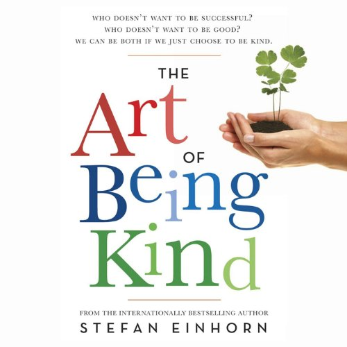 The Art of Being Kind audiobook cover art