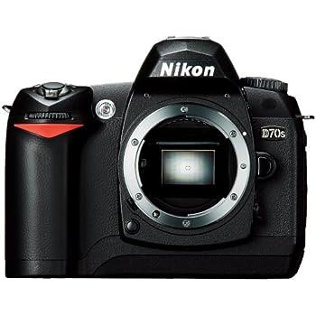 Nikon デジタル一眼レフカメラ D70S