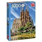 Premium Collection Sagrada Familia View, Barcelona 1000 pcs Puzzle - Rompecabezas (Barcelona 1000 pcs, Puzzle rompecabezas, Ciudad, Niños y adultos, Niño/niña, 12 año(s), Interior)