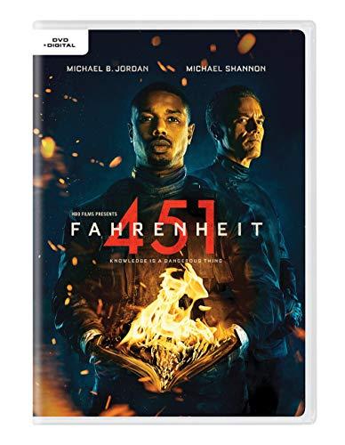 Fahrenheit 451 B07DQ68HMJ Book Cover