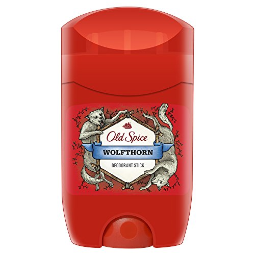Old Spice Deo Stick Wolfthorn, 3er Pack (3 x 50 ml)