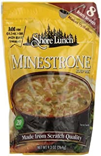 Shorelunch 4004227 Soup Mix Minestrone by Shore Lunch