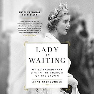 Lady in Waiting cover art
