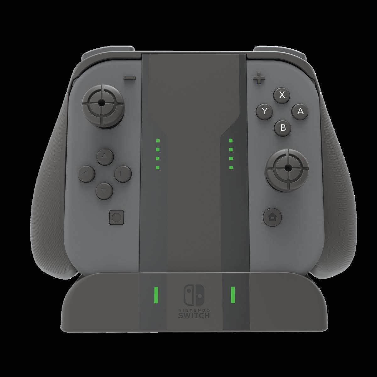 PDP - Joy-Con Pro Charging Grip (Nintendo Switch): Amazon.es: Videojuegos
