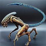 YSDSPTG Figure d'action Alien Action Figure Figure Aliens Predators Riple Action Figure...