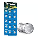 20 Pack LR44 Lr 44b l1154c AG13 SR44 Batteries A76 357 303 1154 1.5 Volt Button Coin Cell Battery JNKXIXI