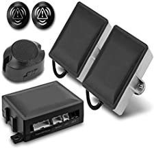 Novosonics NS-BSM Microwave Blind Spot Anti-Collision Detection and Warning kit. Includes Two Blind Spot Sensors and Two LED Warning Indicators.