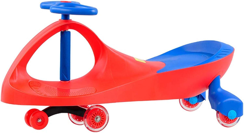 TY-Roller Kindautotorsionauto-Schwingenauto-Blitz stummer Rollschuhlaufen (Farbe   B)