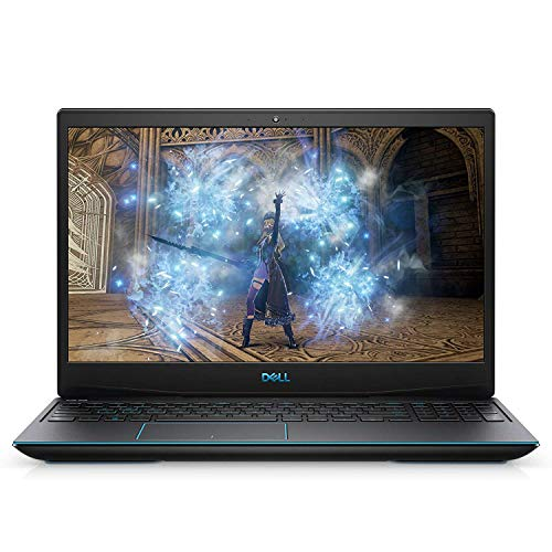 Dell Inspiron G3 15-3590 PC Portable Gamer 15,6' Full HD Eclipse Black (Intel Core i5, 8 Go de RAM, Disque Dur 1To + SSD 256Go, NVIDIA GeForce GTX 1650 4GB, Windows 10 Home) Clavier AZERTY Français