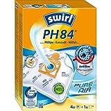 SAUG-FREUnDE 20 Staubsaugerbeutel PH84 2 Filter kompatibel zu SWIRL PH 84
