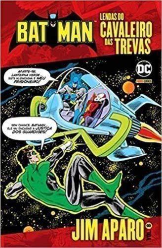 Batman por Jim Aparo Volume 8