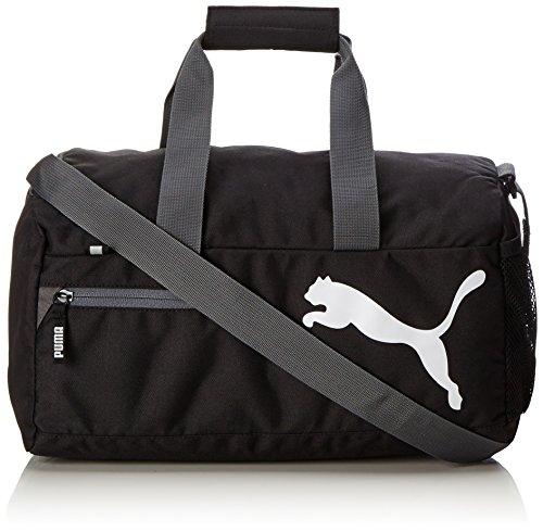 Puma Unisex Sportstasche Fundamentals XS, black, 40 x 13.5 x 22 cm, 17 liter, 073501 01