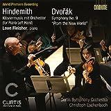 Paul Hindemith: Klaviermusik mit Orchester Op.29 / Antonin Dvorak: Sinfonie Nr. 9