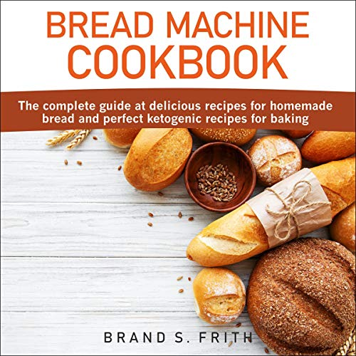 Bread Machine Cookbook cover art