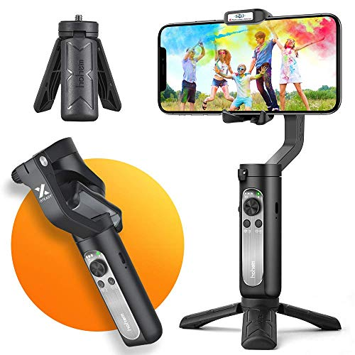 Hohem iSteady X 3-Axis Handheld Gimbal Stabilizer for iPhone 11 pro max/11/Xs Max/Samsung