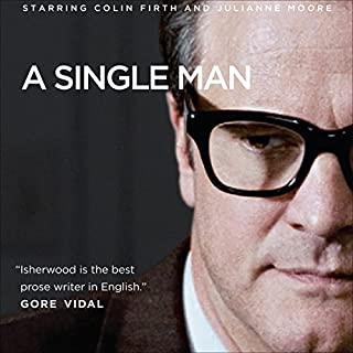 A Single Man audiobook cover art