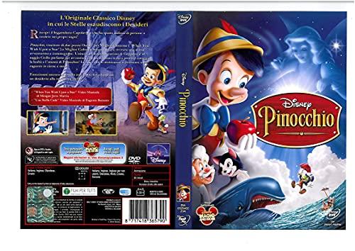 Pinocchio (DVD edizione 2012)